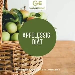 Alle Fakten zur Apfelessigdiät