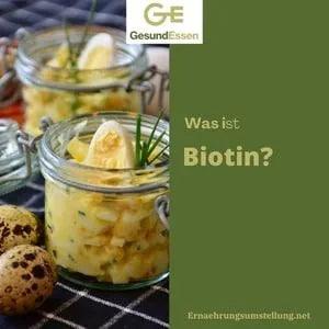 was ist biotin